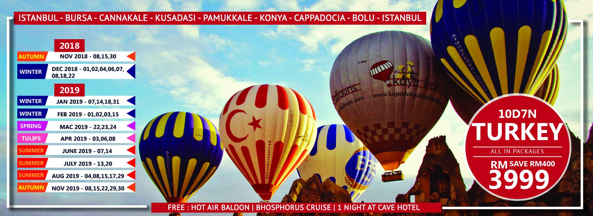 TURKEY 8 BANDAR