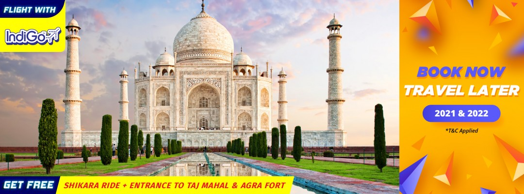 08 DAYS 06 NIGHTS KASHMIR / TAJ MAHAL TOUR
