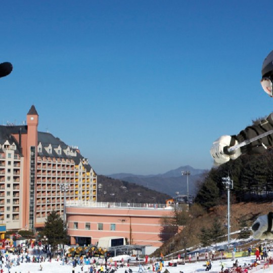 05 DAYS 04 NIGHTS WONDER OF KOREA - SKI RESORT